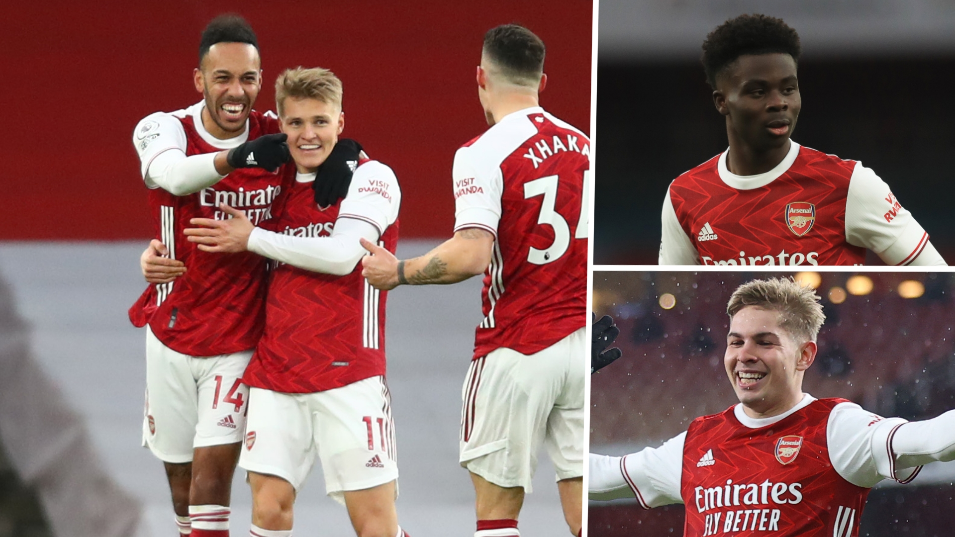 Arsenal's new love story: Aubameyang the big winner as young playmakers leave Leeds in a daze