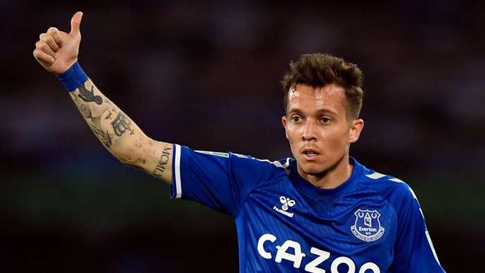 Bernard, Everton 2020-21
