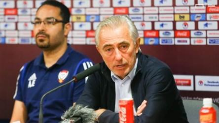 Coach Bert van Marwijk | Vietnam vs UAE | 2022 FIFA World Cup qualification (AFC)