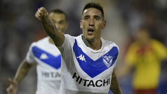 Ricardo Centurion Velez Aucas Copa Sudamericana 04022020