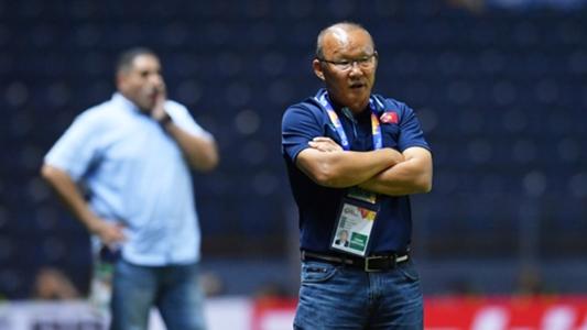HLV Park nhận trách nhiệm về thất bại, động viên Bùi Tiến Dũng vượt qua khủng hoảng | Goal.com