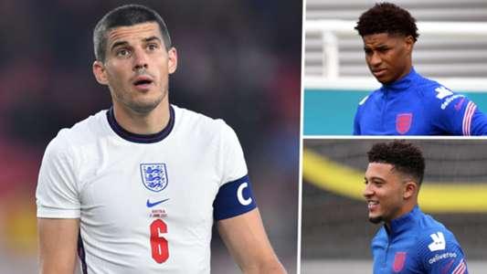 Sancho & Rashford giving Coady nutmeg nightmares on England duty at Euro 2020 | Goal.com
