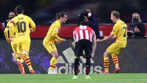 Athletic Bilbao vs. FC Barcelona Spielbericht, 17.04.21, Copa del Rey | Goal.com
