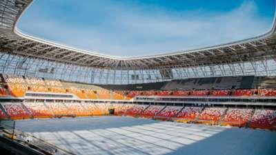 Mordovia Arena Stade Saransk