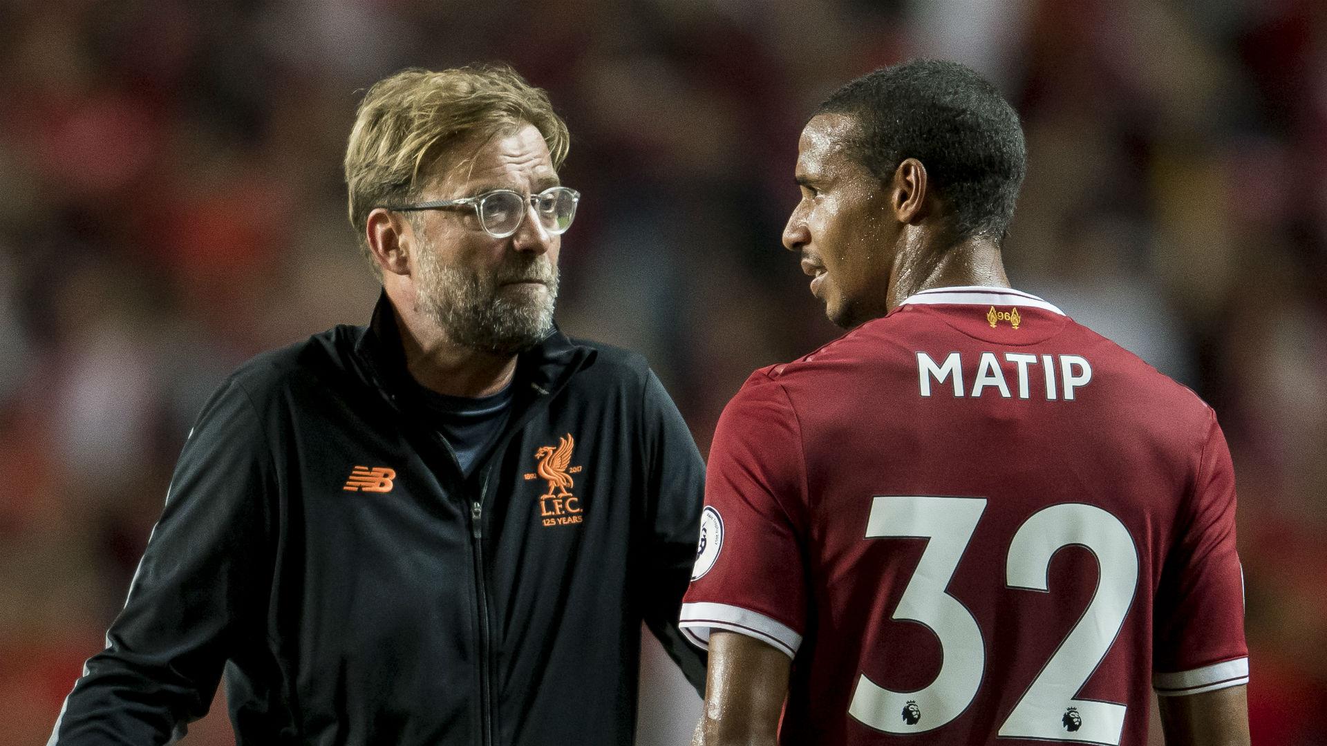 It's not rocket science - Klopp backs potential Gomez-Matip pairing to fight hard in Van Dijk absence