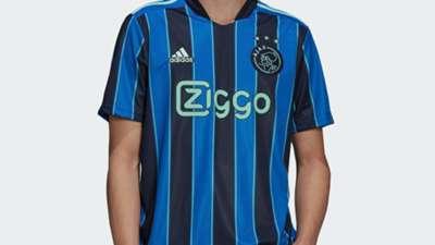 Ajax away kit 2021-22 adidas