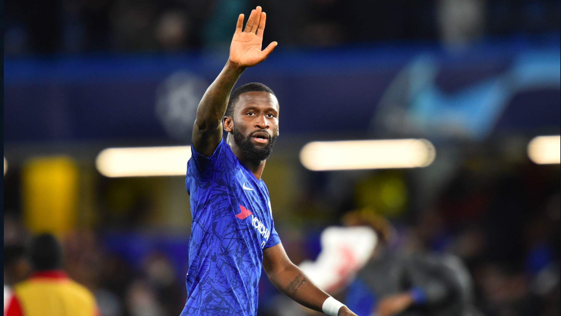Rudiger investigation closed with 'no evidence to support' Chelsea defender's racial abuse allegation