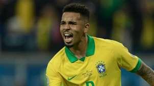 Gabriel Jesus seleção Brasil Paraguai Copa América 28 06 2019