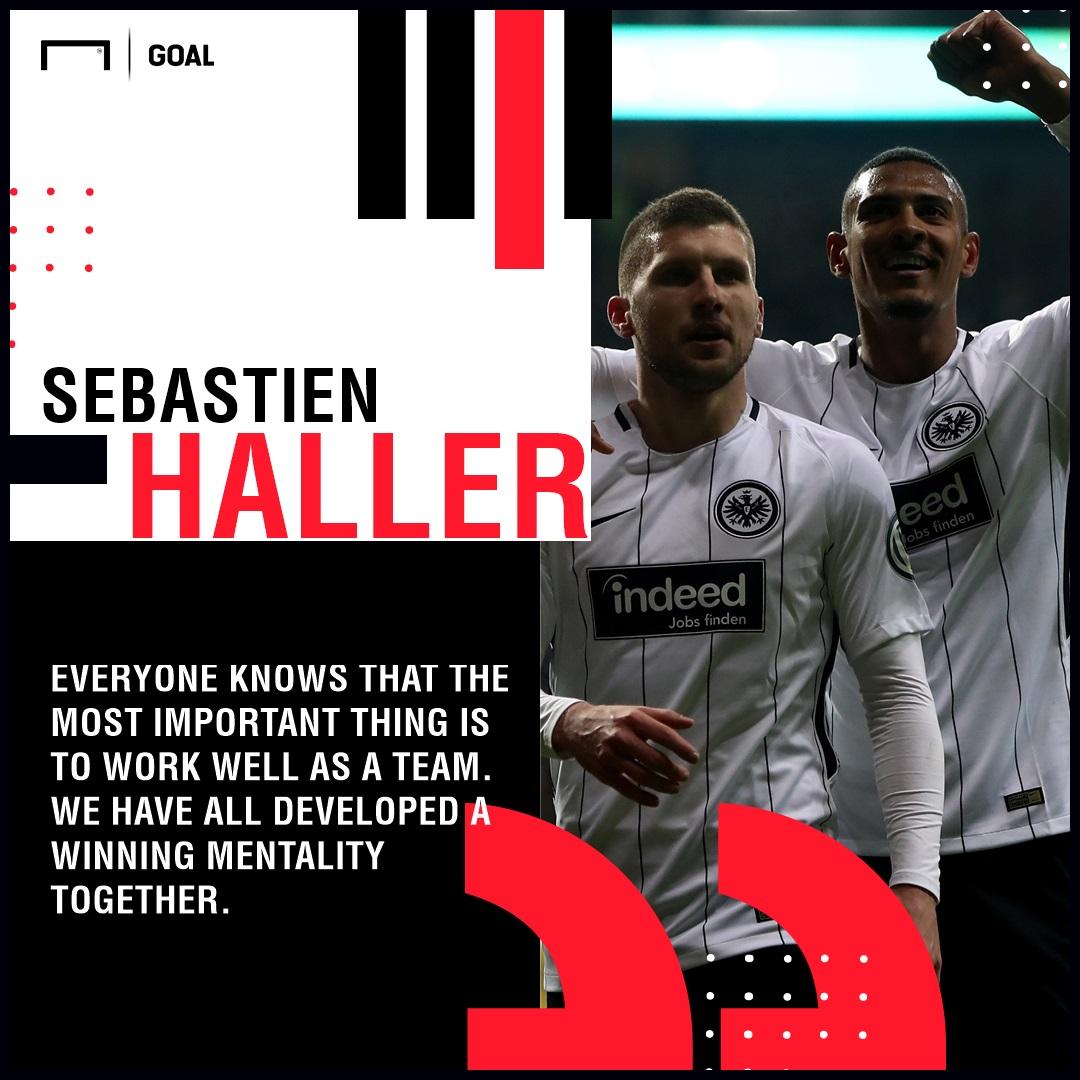 GFX Sebastien Haller Frankfurt