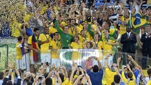 brazil team confederations cup 2013