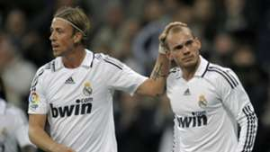 Guti didn't speak to me for three months but he was the best I ever played with – Sneijder