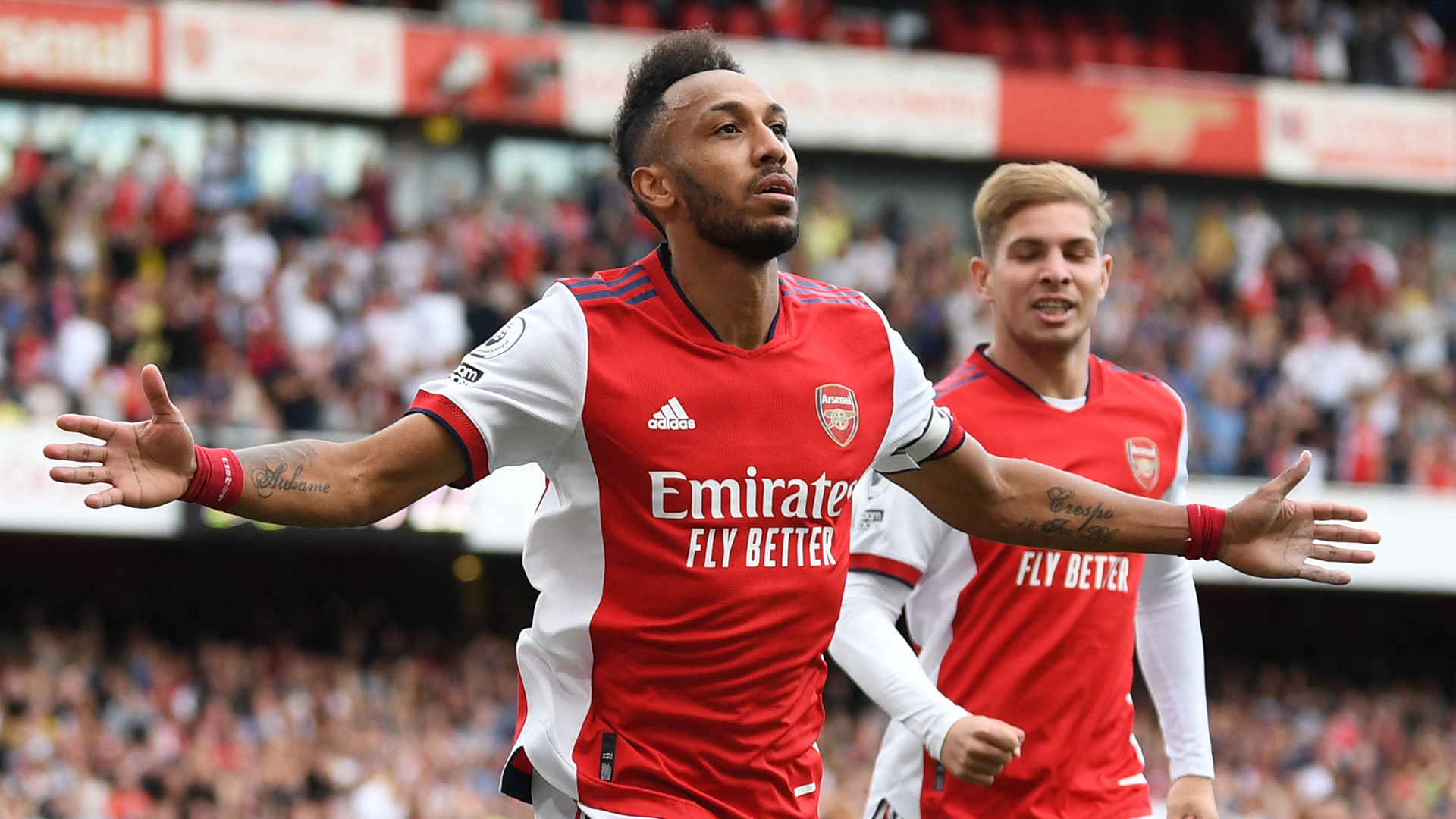'So much depends on Aubameyang' – Smith ahead of North London Derby