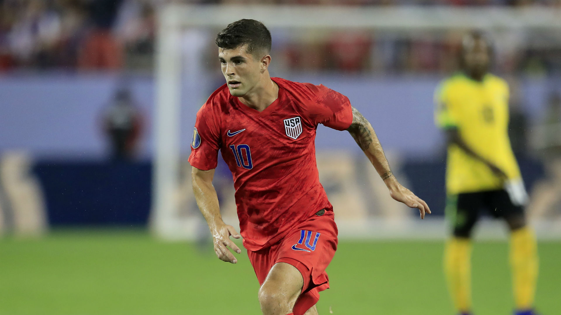 Christian Pulisic USA USMNT Gold Cup 2019