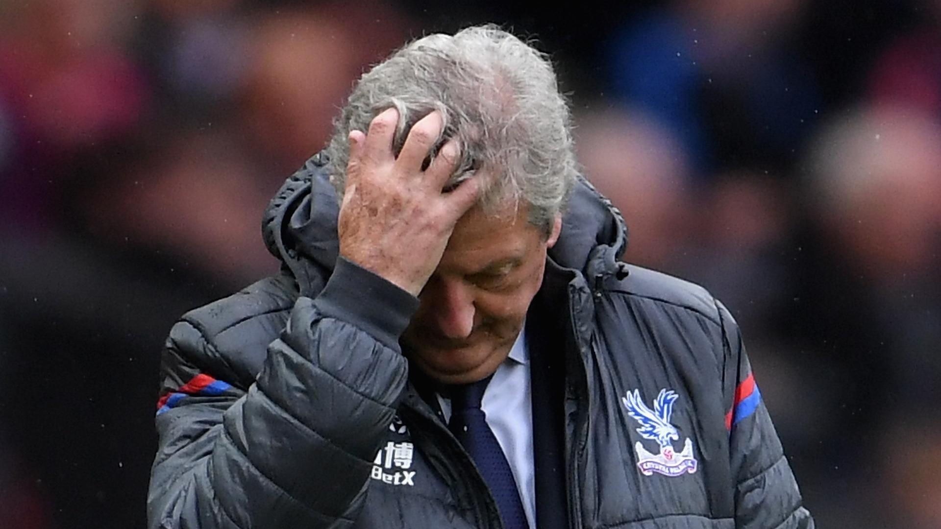 Crystal Palace can score without Zaha, says Hodgson