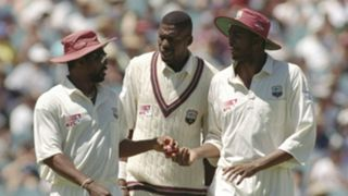 Curtly Ambrose Courtney Walsh West Indies