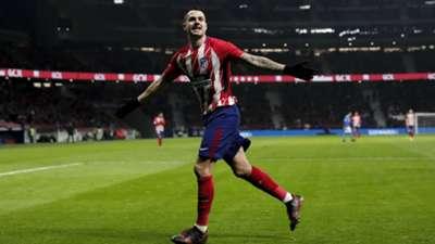 Vitolo Atletico Madrid