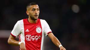 'Ziyech would be the perfect player for Spurs' – Van der Vaart urges Mourinho to raid Ajax