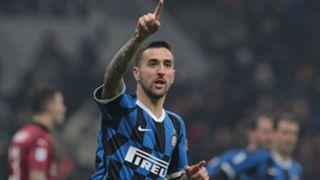 Matias Vecino Inter Milan Serie A
