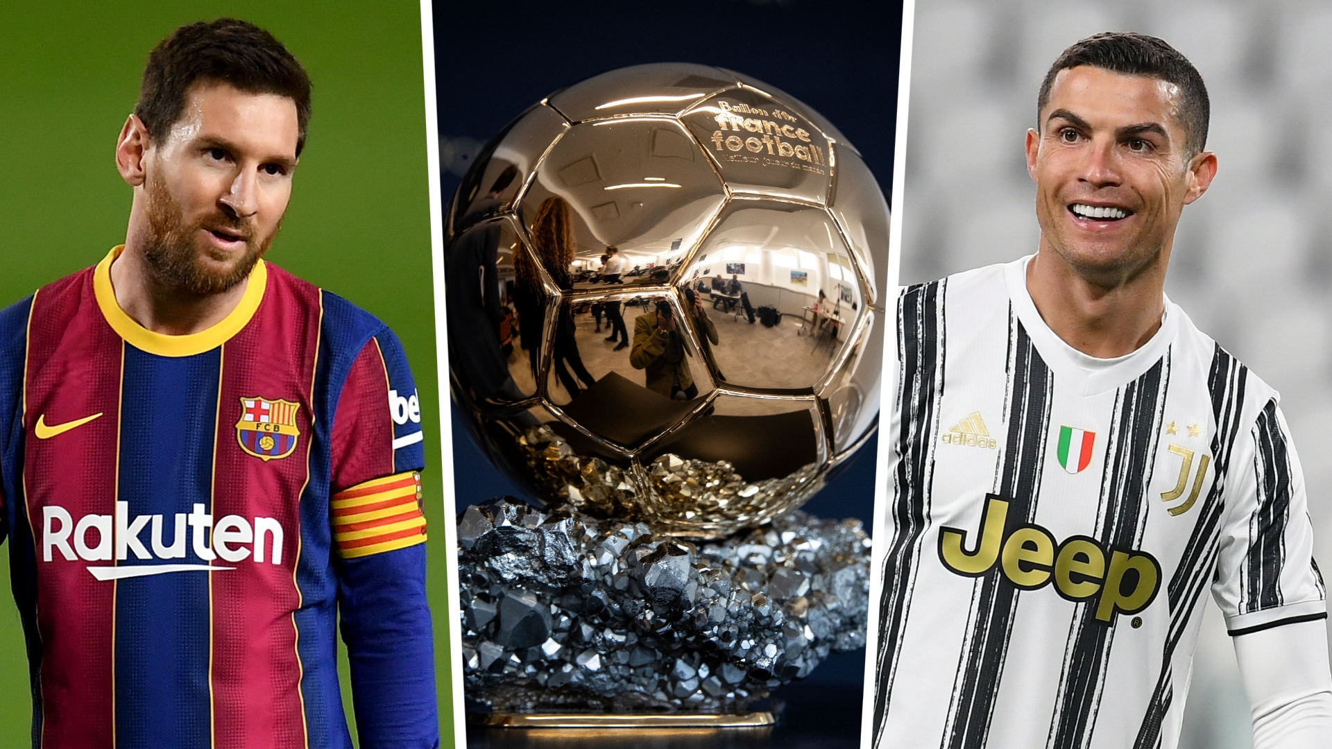 'Messi, Ronaldo lead the way' - Top 10 players with most numbers of Ballon d'Or awards