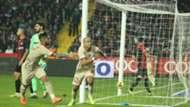 Sofiane Feghouli Gaziantep FK Galatasaray 11/09/19