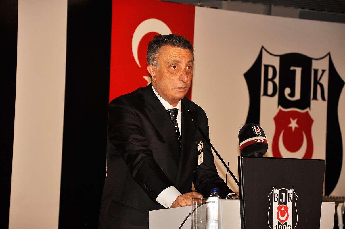 Beşiktaş Başkanı Ahmet Nur Çebi, Tff'Ye Isyan Etti, Avcı'Ya Çağrıda Bulundu  | Goal.com