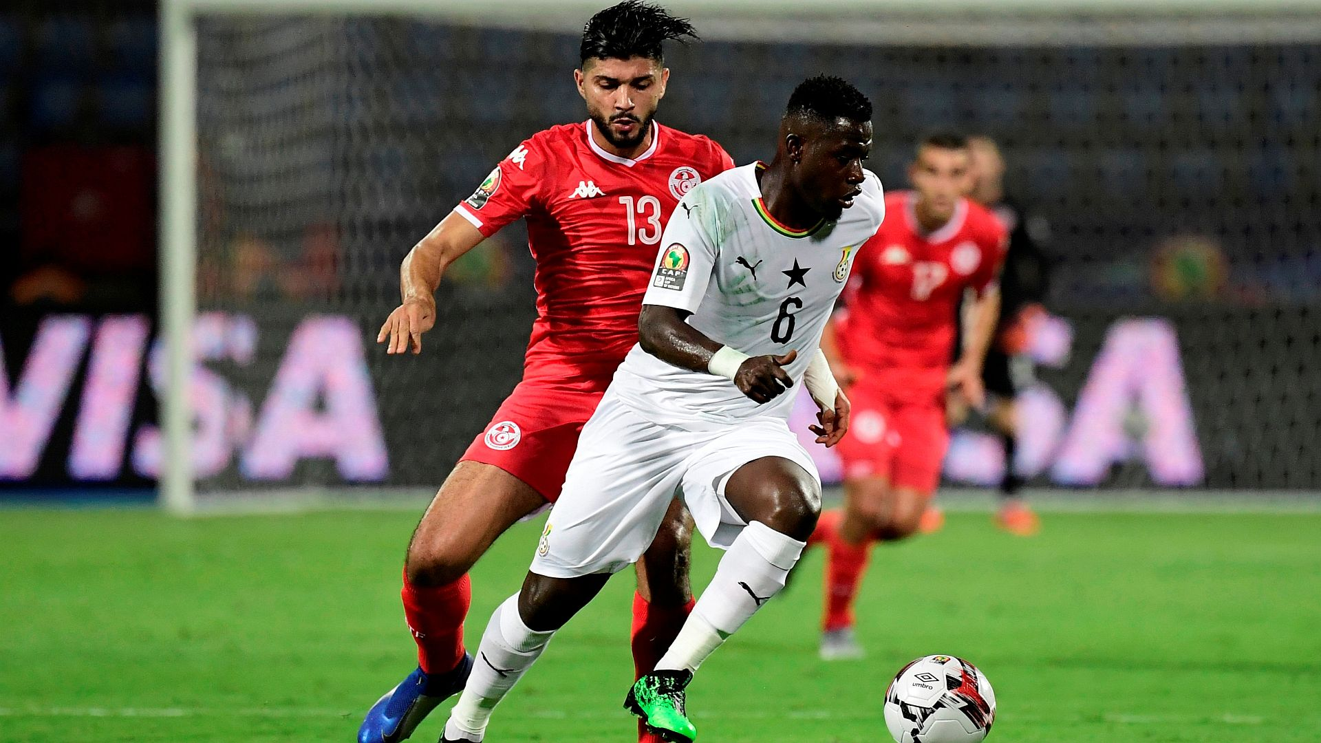 Acquah: Ghana didn't underestimate Sudan in Afcon qualifier
