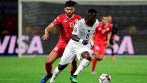 Afriyie Acquah, 2019 Afcon