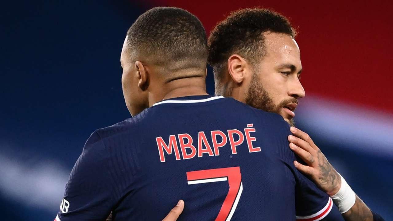 Mbappe Neymar PSG 2020