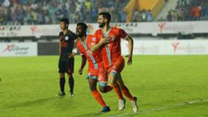 Nestor Gordillo Chennai City FC Neroca FC I-League 2018-19 11242018
