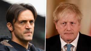 Nicola Legrottaglie, Boris Johnson