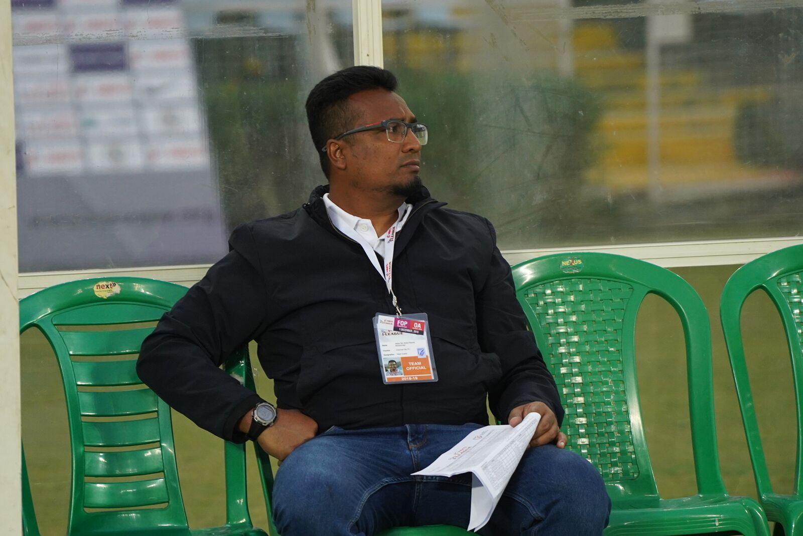 Akbar Nawas Chennai City