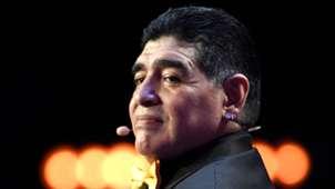 Diego Armando Maradona 012122017