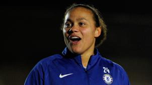 Drew Spence Chelsea Women 2019