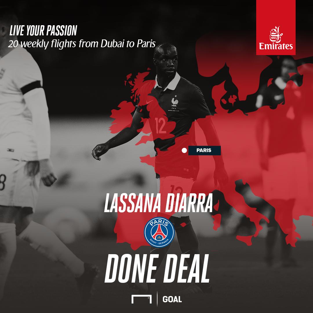 EMIRE Lassana Diarra