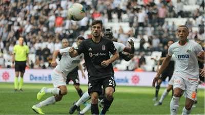 Besiktas Alanyaspor Dorukhan Tokoz Super Lig 10062019