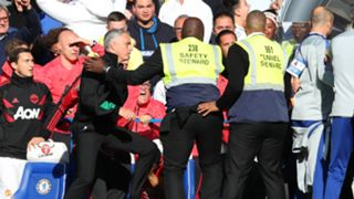 José Mourinho Chelsea Manchester United