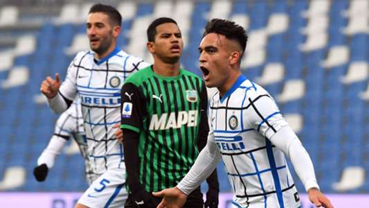 Lukaku dan Martinez Bantu Inter Milan Tundukan Sassuolo  |Inter- Sassuolo