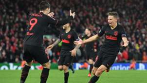 Marcos Llorente Liverpool Atletico Madrid UEFA Champions League