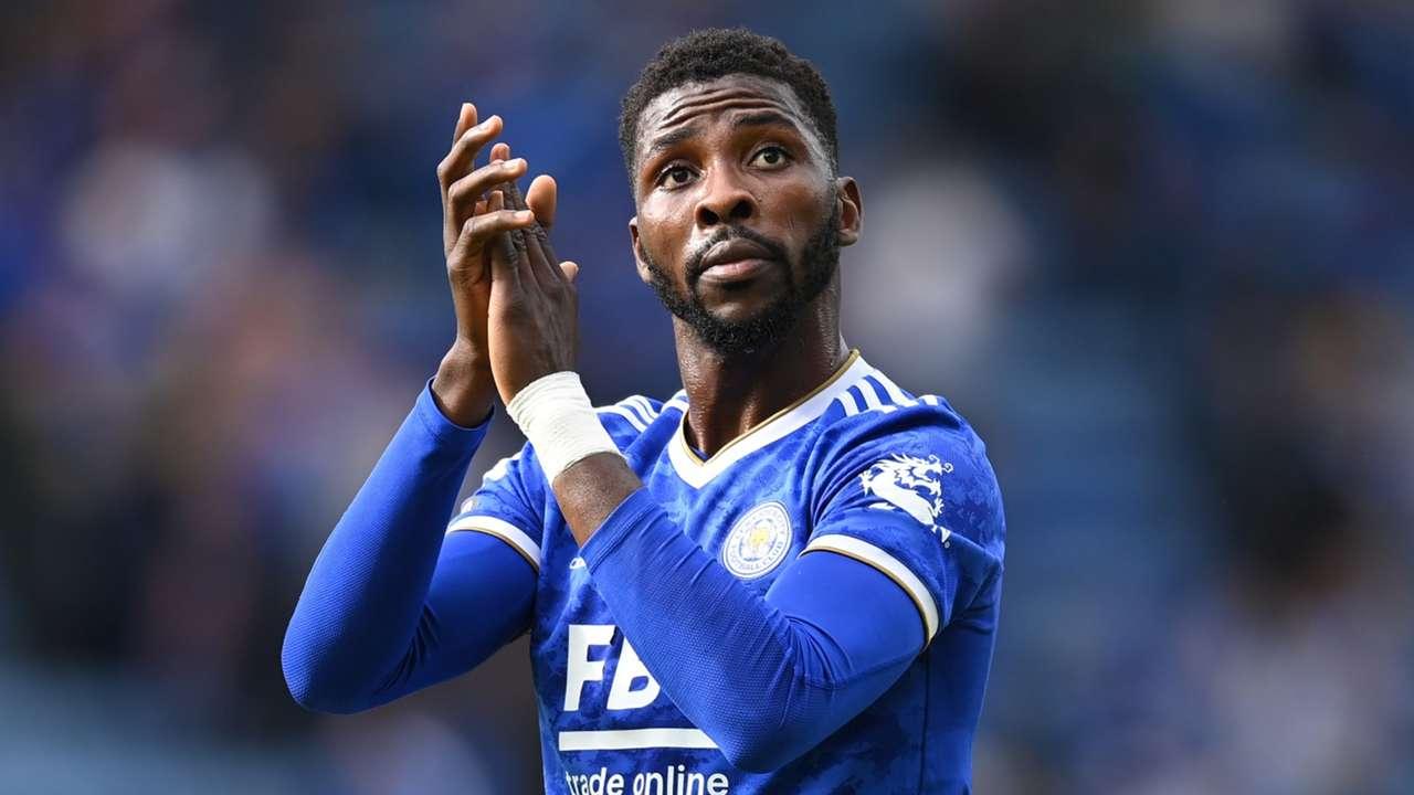 Kelechi Iheanacho Leicester 2021-22