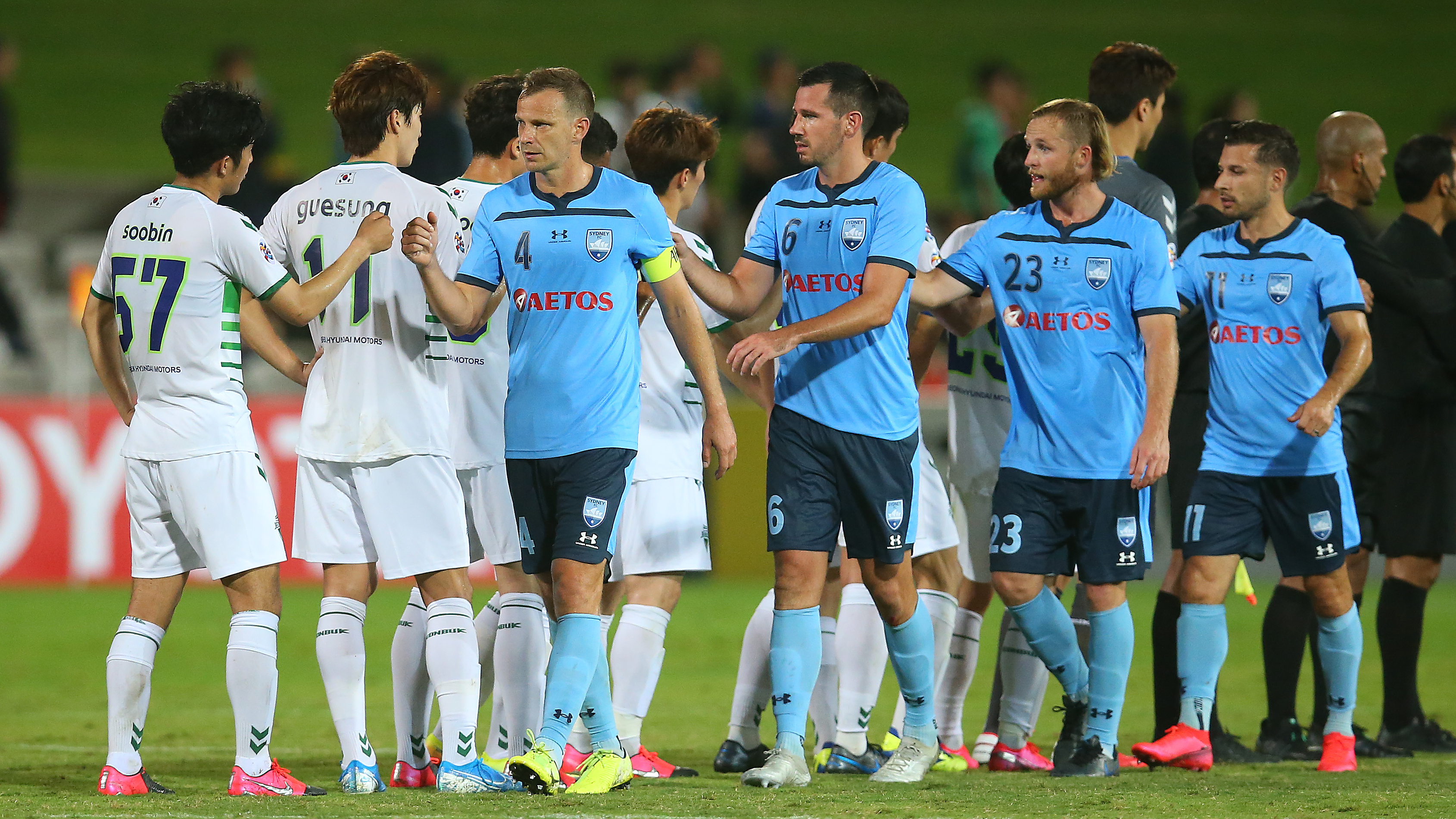 A-League and Australian football news LIVE: Sydney FC held to ACL draw