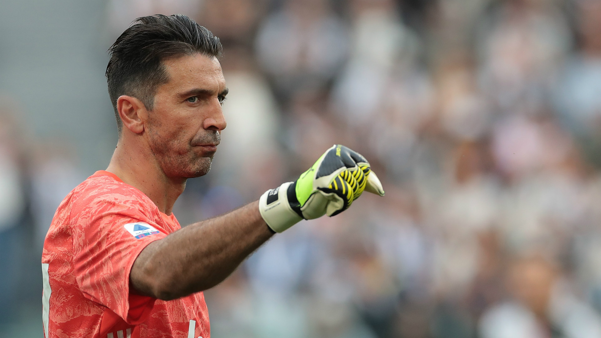 Buffon Makes History With 648th Serie A Appearance As Juventus Goalkeeper Passes Ac Milan Icon Maldini Goal Com