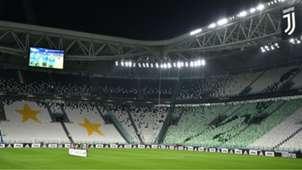 Allianz Stadium closed doors