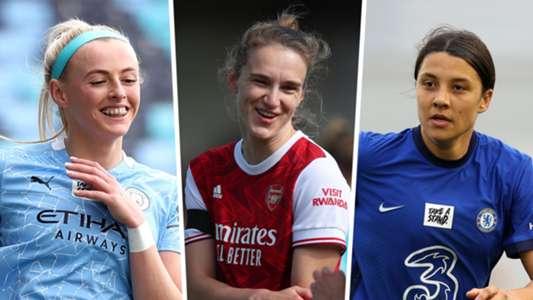 Miedema, Kerr and the Women's Super League team of the season | Goal.com