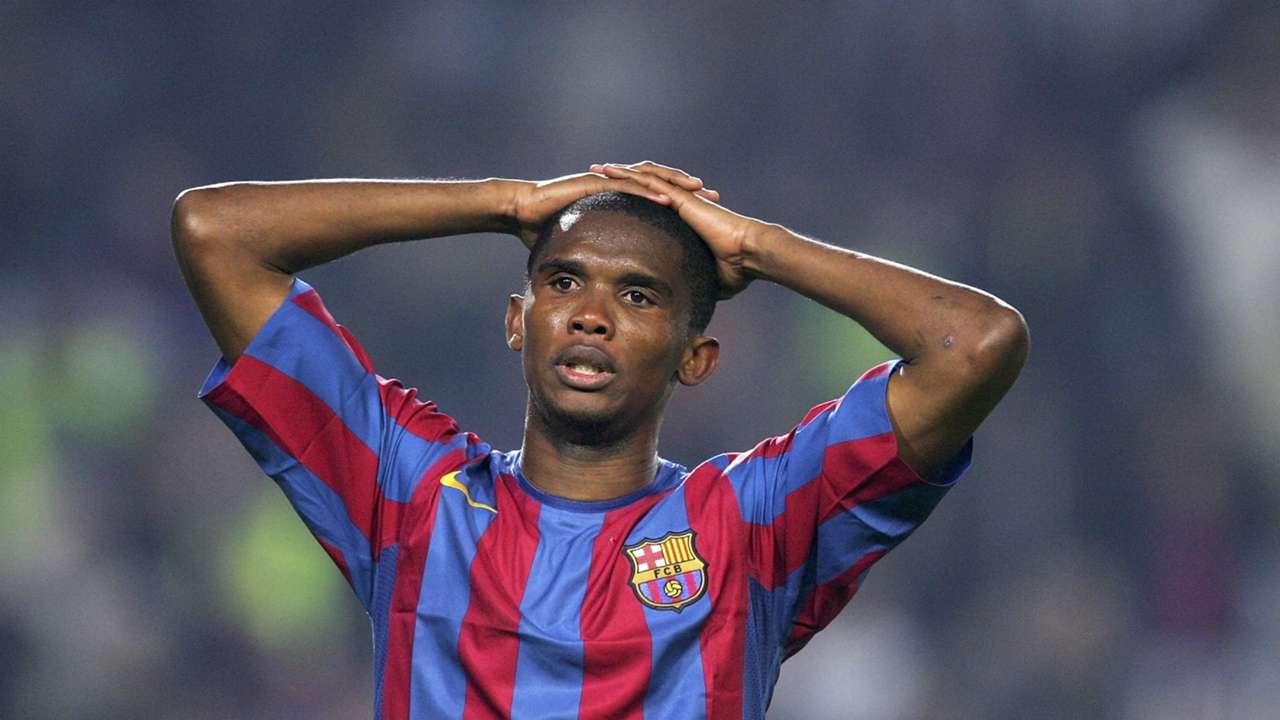 Samuel Eto'o Barcelona