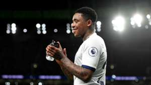 Goal on Spurs debut in win over Man City a 'dream come true' for Bergwijn