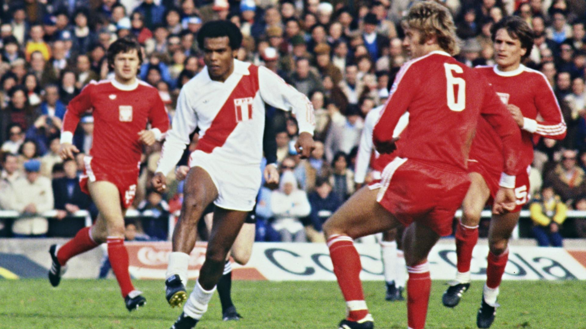 Teofilo Cubillas, Peru, 1978 World Cup