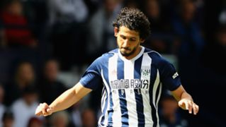 Ahmed Hegazi West Brom