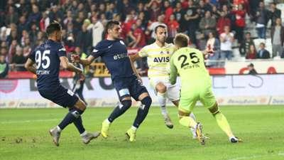 Salih Dursun Roberto Soldado Antalyaspor Fenerbahce 12242018