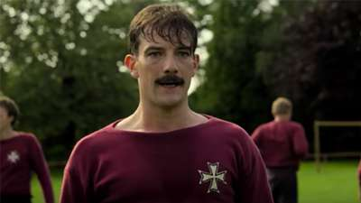 The English Game Netflix Kevin Guthrie