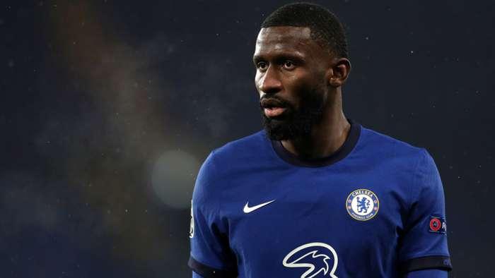 Antonio Rudiger Chelsea 2020-21